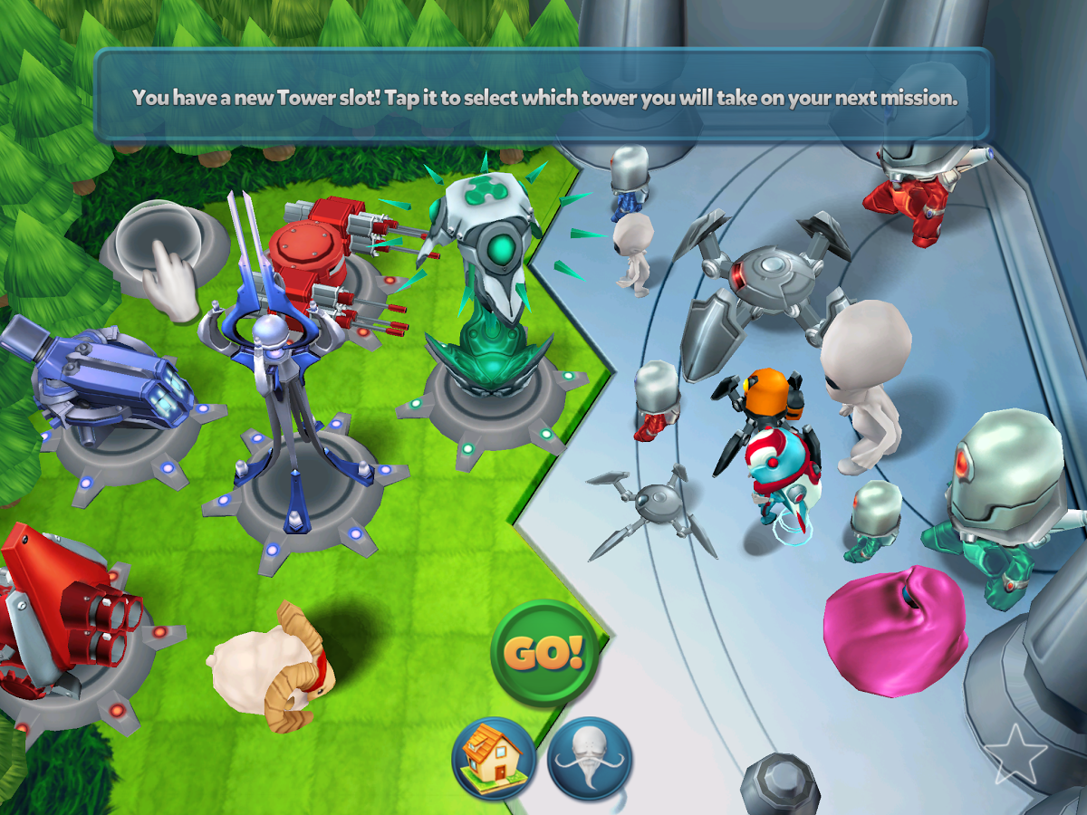 TowerMadness 2 Android Game Download,