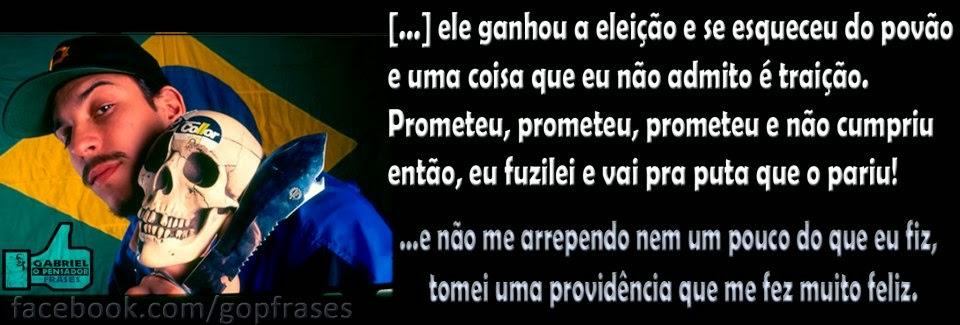 Muito Se Liga Aí- Fã Clube Oficial Gabriel O Pensador: Frases Gabriel o  AL07