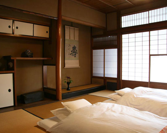 L 39 angolo giapponese casa tradizionale giapponese - Camere da letto stile giapponese ...