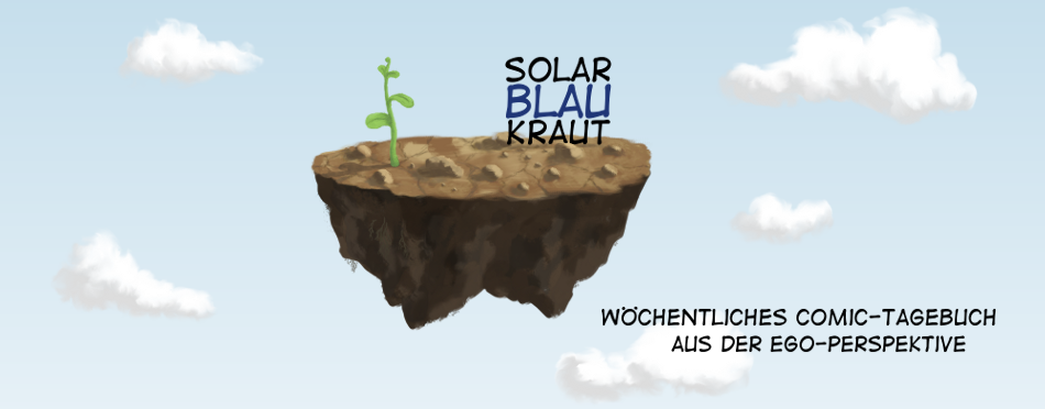 Solarblaukraut