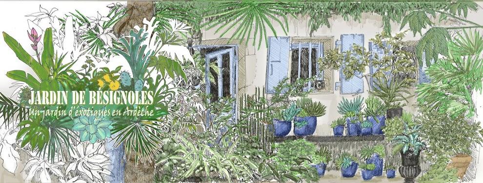 Jardin de Bésignoles