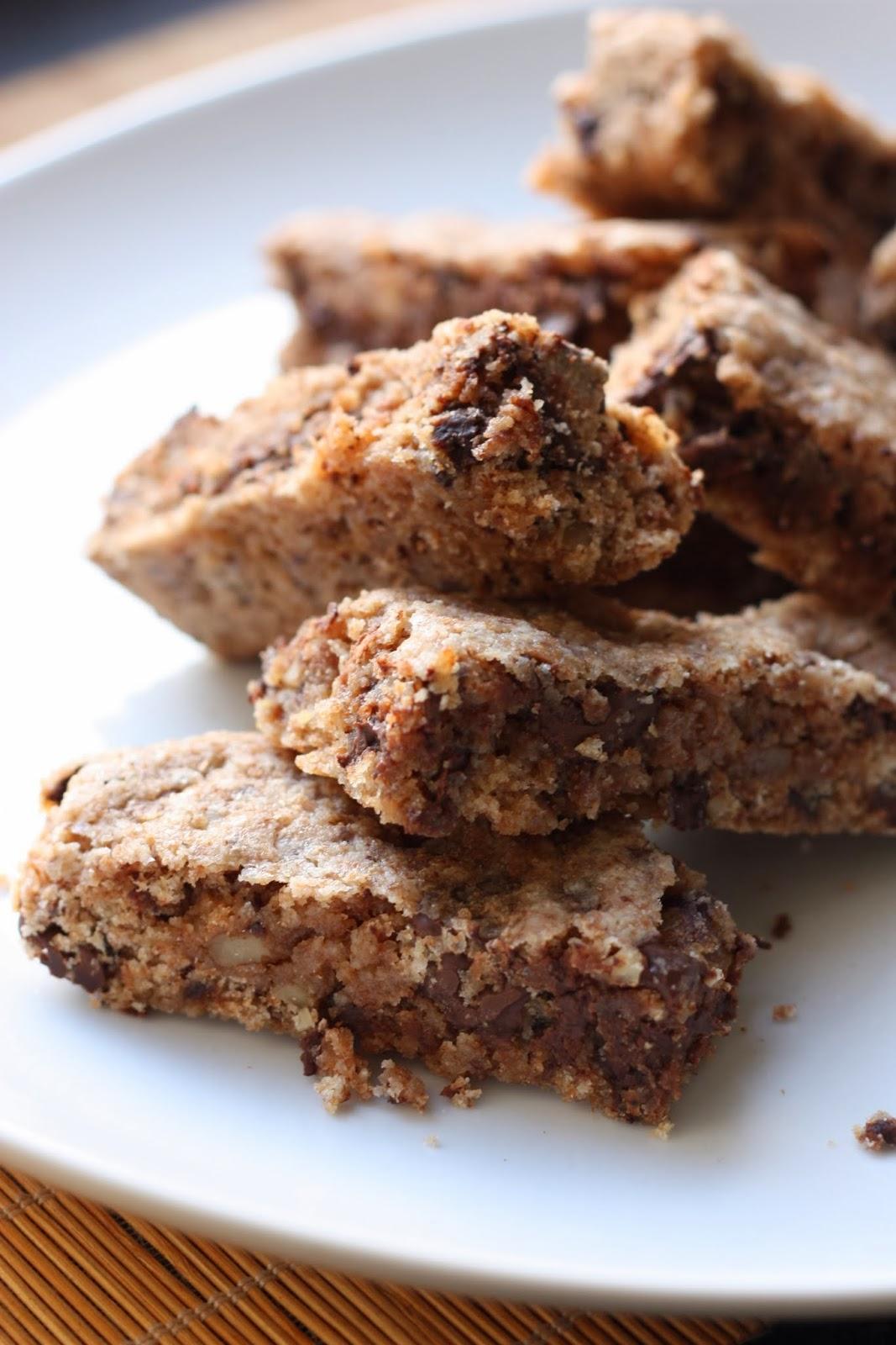 ... plats de Rose: 'Cookie sticks' ou les cookies en bâtonnets [vegan