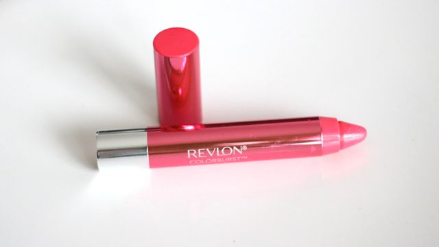 Revlon ColorBurst Lacquer Balm Swatches in Coquette