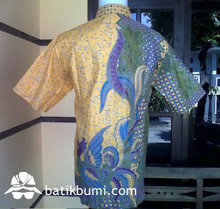 kemeja batik murah