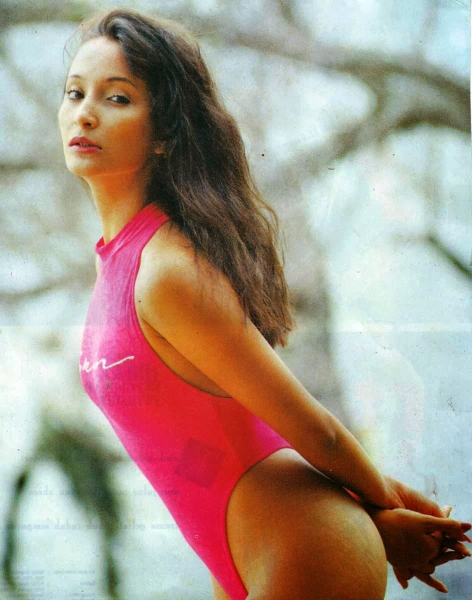 inneke koesherawati bikini merah