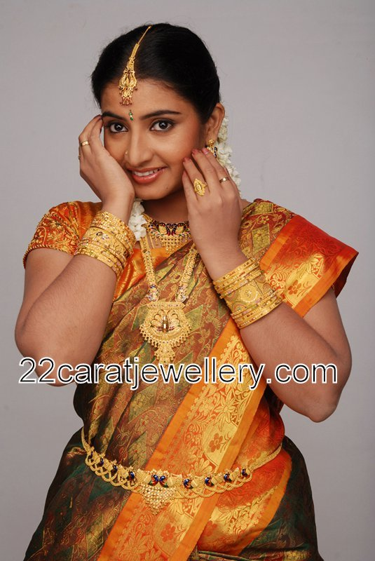 Sujitha In South Indian Traditional Jewelry Jewellery
