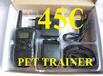 PET TRAINER Nº6  IMPORT RECARG SIMPLE  45€