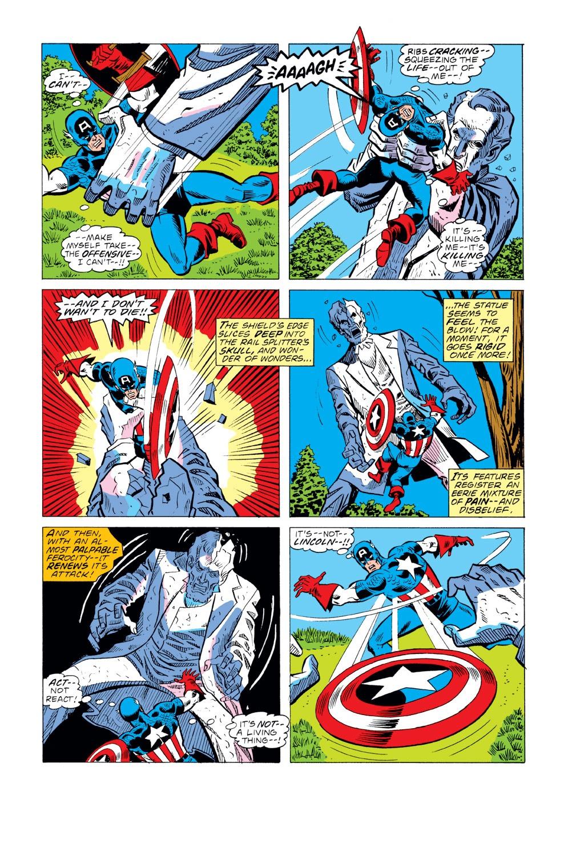 Captain America (1968) Issue #222 #136 - English 16