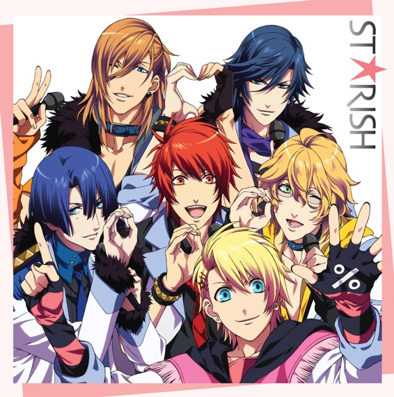 STARISH Uta no Prince-sama MAJI LOVE 2000% lyrics