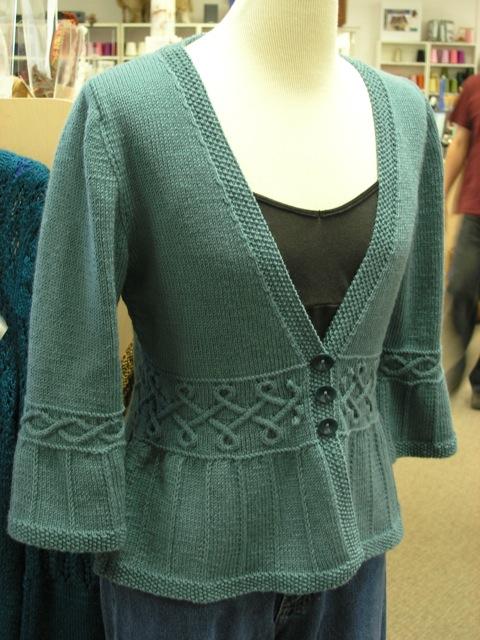 Sweater Knitting-Knitting Gallery