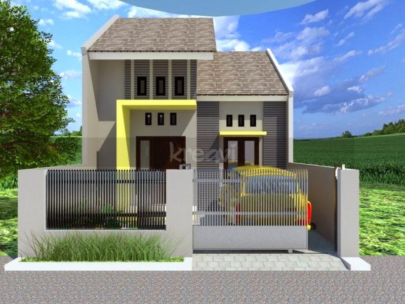 desain rumah minimalis 2