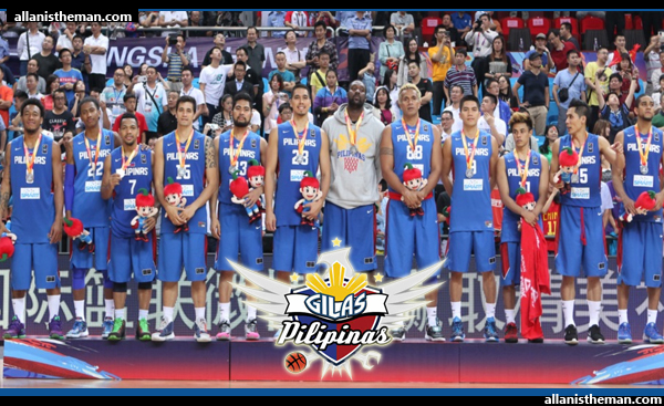 Gilas Philippines moves up in FIBA rankings: 3rd in Asia, 28th in the world