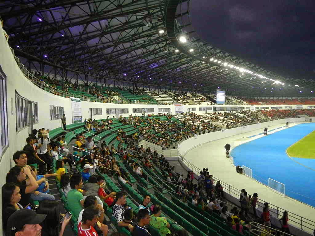 philippine sports stadium the new azkals home turf