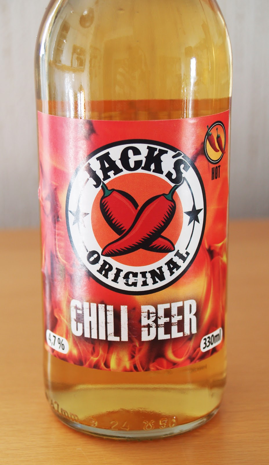 Jack's Original Chili Beer 4,7%