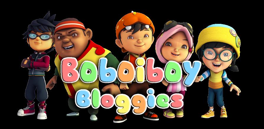 BoBoiBoy Bloggie~Zahra