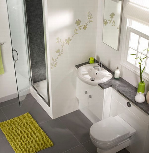 Three Simple Bathroom Interior Design Ideas | Interior Design Ideas