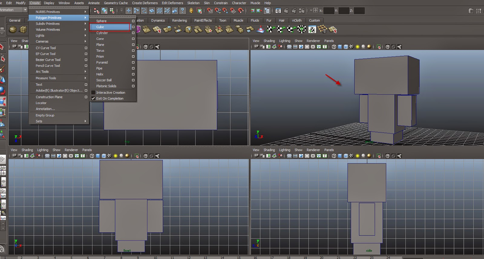 CubeCraft 02