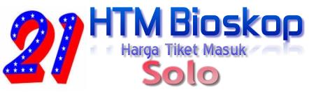 Harga Tiket Masuk Bioskop Solo Surakarta