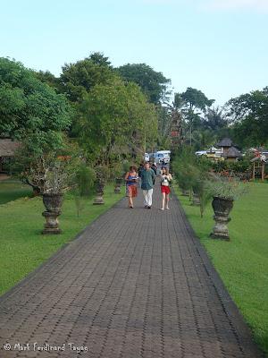Taman Ayun Temple Bali Photo 2