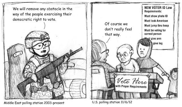 vote, voting rights, voter ID