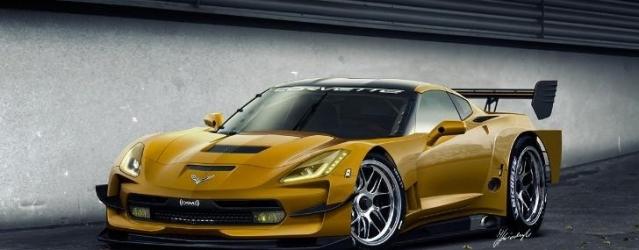 Corvette C7R - Sports Jagat