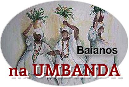 Baianos na Umbanda