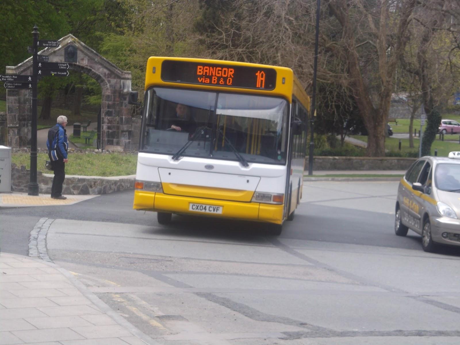 The 2002 Bus Blog Day Visit To Bangor Llandudno And Rhyl