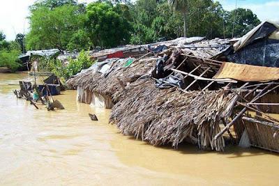 INUNDACIONES POR LLUVIAS EN COLOMBIA 26 DE MARZO 2013