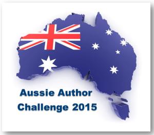Aussie Author challenge banner