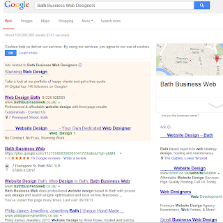 Business in Bath, SEO, search engine optimisation, Bristol, websites, website designer