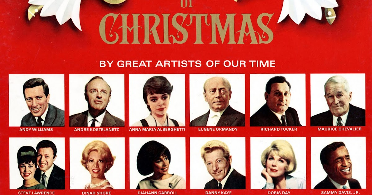 Goodyear Great Songs of Christmas, Volume 5. 1965 | Unforgettable ...