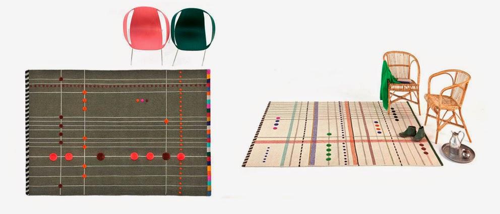 Cojines cortinas alfombras accesorios perfectos para - Alfombras nani marquina ...