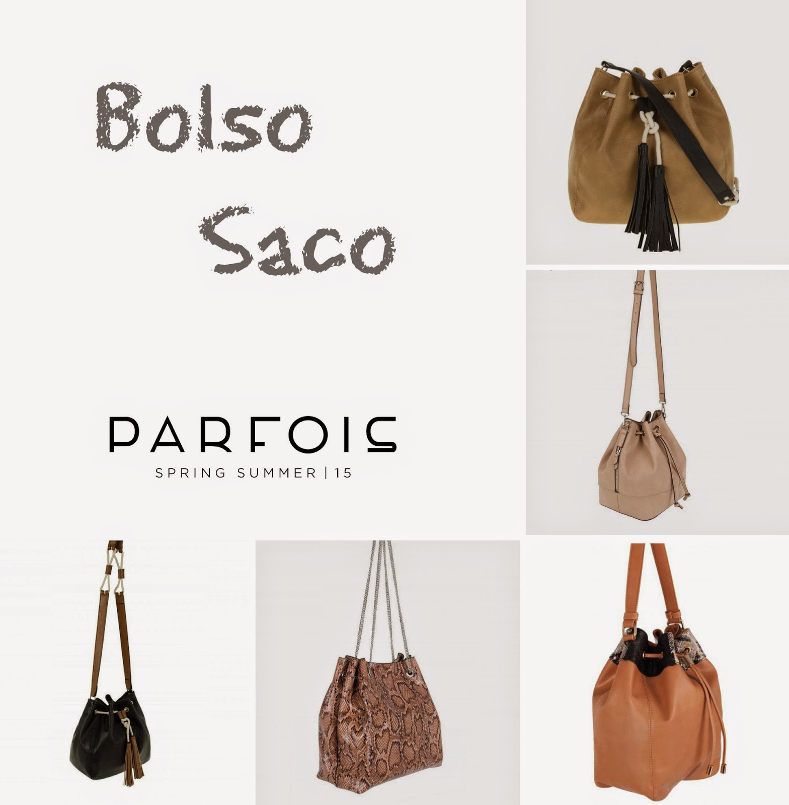 Parfois Bucket Bag
