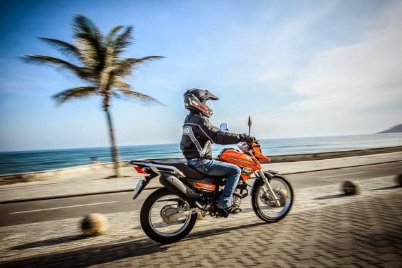 Yamaha XTZ150S Crosser BlueFlex