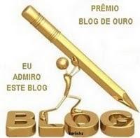 Prêmio Blog de Ouro 2011