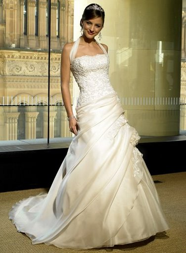 Elegant Wedding Dresses Images : Wedding dress design elegant unique dresses