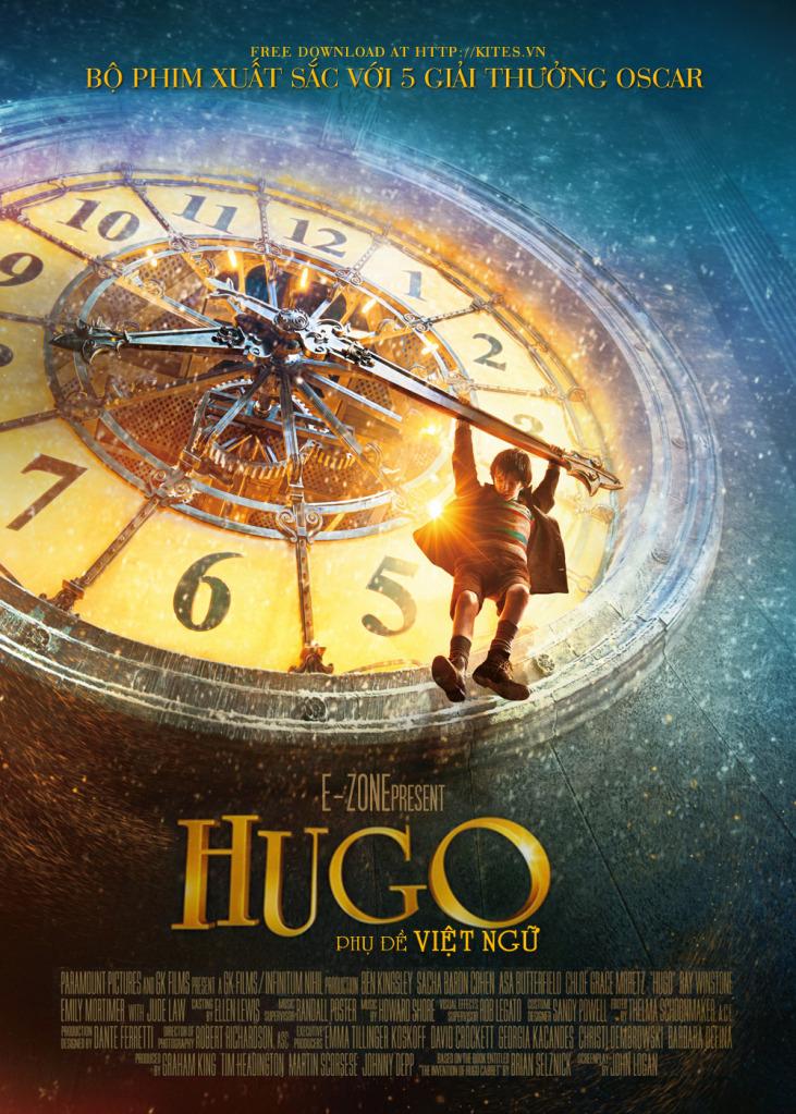Cuộc Phiêu Lưu Của Hugo (2011) ... - Hugo
