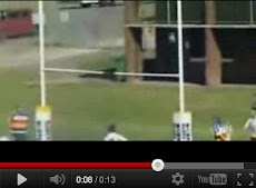 CURIOSO PENAL DE RUGBY EN AUSTRALIA