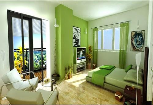 Chọn màu sơn nhà theo phong thủy để tốt vận số chủ nhà