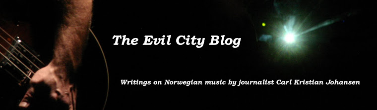 The Evil City Blog