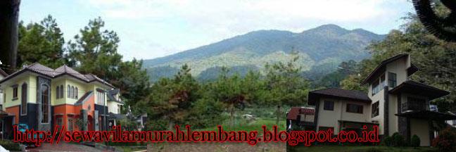 Sewa Villa Murah Di Lembang Bandung