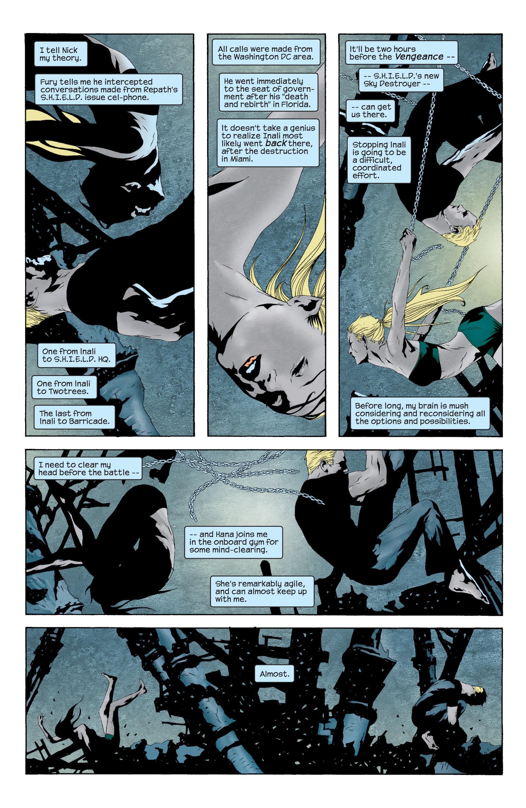 Captain America (2002) Issue #11 #12 - English 7