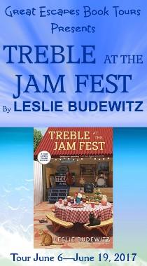 Leslie Budewitz: here 6/18