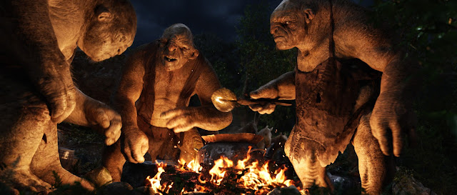 The Hobbit An Unexpected Journey trolls