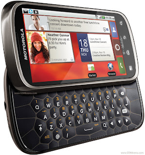 Android Motorola cliq 2 -9