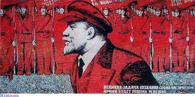 """""""Así nació el Ejército Rojo, hace 95 años"""" - texto publicado en el blog """"Cultura bolchevique"""" en febrero de 2013 - en los mensajes otro artículo sobre el mismo asunto Lenin+ejercito+rojo"""