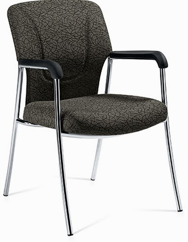 Global Echo Series Guest Chair
