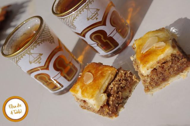 Baklavas : pâtisserie orientale!