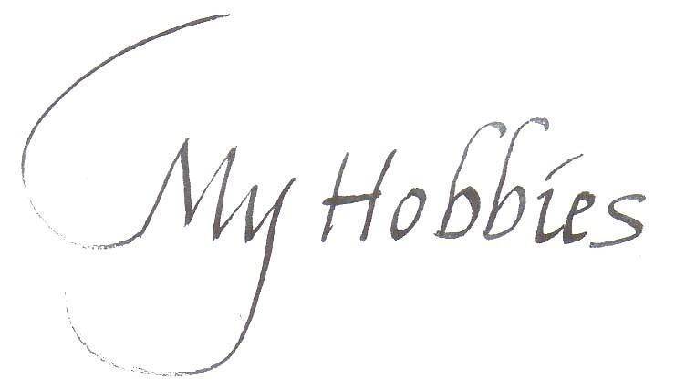 o que e my hobbies