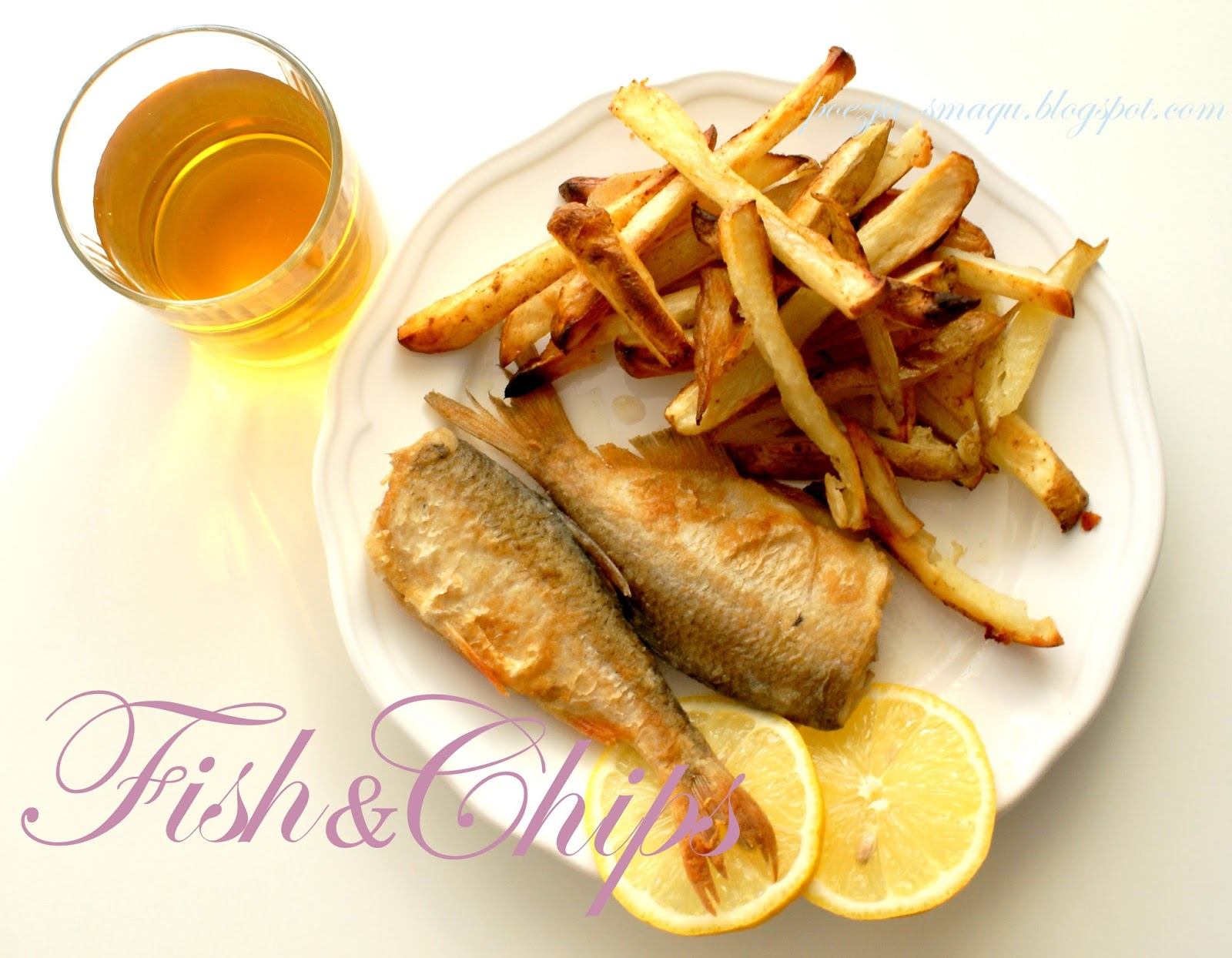 Poezja smaqu fish and chips for Wave fish and chips